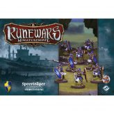 Runewars The Miniatures Game - Speerträger Einheit...