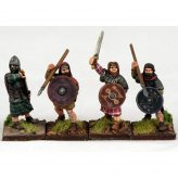 SAGA: Thanes Hearthguard (4)