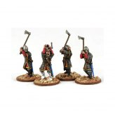 SAGA: Varangian Guard Axemen (4) (Hearthguard for SHVA01)
