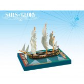 Sails of Glory: French Frigate Ship Pack - Carmagnole...