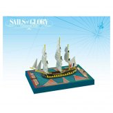 Sails of Glory: French Frigate Ship Pack | Embuscade 1798...