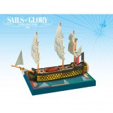 Sails of Glory: French SotL Ship Pack - Orient 1791 (EN)