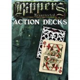 Savage Worlds - Rippers Resurrected: Double Action Decks...