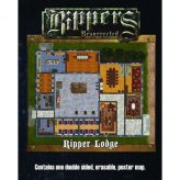** % SALE % ** Savage Worlds - Rippers Resurrected: World...