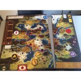 Scythe: Game Board Extension (EN)