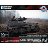 Sd.Kfz. 250/251 Expansion - 250/11 & 251/7