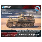 Sd.Kfz. 250/251 Expansion - 250/3 & 251/3