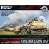 Sd.Kfz. 250/251 Expansion - 250/8 & 251/9