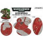 Sector Imperialis 60mm Round & 75mm & 90mm Oval Bases...