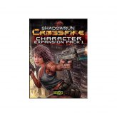 Shadowrun 5th Edition Crossfire Character Expansion Pack...