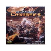 Shadowrun 5th Edition Crossfire Deckbuilding Game (ENGLISCH)