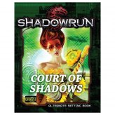 ** % SALE % ** Shadowrun: Court of Shadows (EN)
