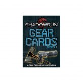 ** % SALE % ** Shadowrun Gear Cards 1 (EN)