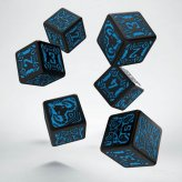 Shadowrun Spellcaster 6W6 Dice Set (6)