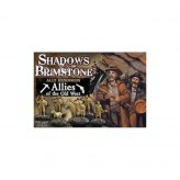 Shadows of Brimstone: Allies of the Old West Expansion (EN)