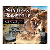 Shadows of Brimstone: Dark Stone Hydra XL Enemy Pack (EN)