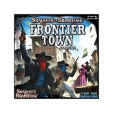 Shadows of Brimstone: Frontier Town Expansion (EN)