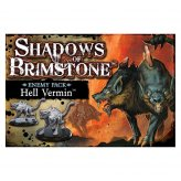 Shadows of Brimstone: Hell Vermin Enemy Pack Expansion (EN)