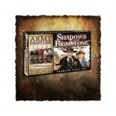 Shadows of Brimstone: Paint Set #1 Heroes of the Old West