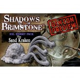 Shadows of Brimstone: Sand Kraken XXL Enemy Pack...