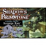 Shadows of Brimstone: Scourge Rats Enemy Pack (EN)