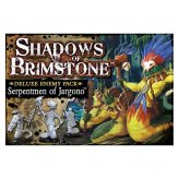 Shadows of Brimstone: Serpentmen of Jargono Deluxe Enemy...