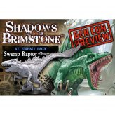 Shadows of Brimstone: Swamp Raptor of Jargono XL Enemy...
