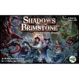 Shadows of Brimstone: Swamps of Death Boardgame (ENGLISCH)