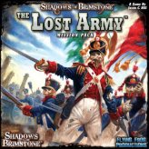 Shadows of Brimstone: The Lost Army Mission Pack (EN)