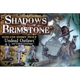 Shadows of Brimstone: Undead Outlaws Deluxe Enemy Pack (EN)