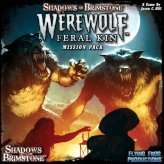 Shadows of Brimstone: Werewolf Feral Kin Mission Pack (EN)
