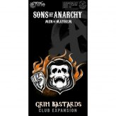 Sons of Anarchy | Men of Mayhem - Grim Bastards (ENGLISCH)