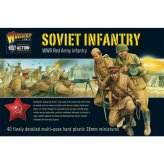 Soviet Infantry plastic box set (40)