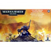 Space Marine Commander | Kommandant der Space Marines...