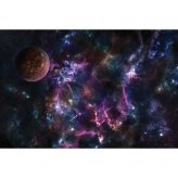 Space Sector 6 6x4 Gaming Mat