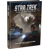 Star Trek Adventures RPG: Core Rulebook (Hardback) (EN)