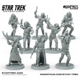 Star Trek Adventures RPG: Klingon Warband 32mm Miniatures