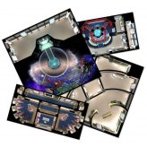 Star Trek Adventures RPG: Next Gen. Starfleet Deck Tiles