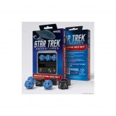 Star Trek Adventures RPG: Sciences Blue Custom Dice