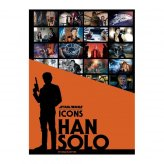 Star Wars Icons Buch Han Solo (EN)