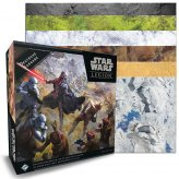 Star Wars Legion mit Kraken 6x3 Gaming Mat Bundle (DE)