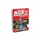 Star Wars RPG: Age of Rebellion - Specialization Deck:...