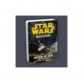 Star Wars RPG: Critical Hit Deck (ENGLISCH)