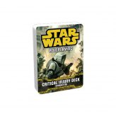 Star Wars RPG: Critical Injury Deck (ENGLISCH)