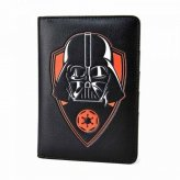 Star Wars Reisepass-Etui Darth Vader Badge Icon
