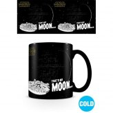Star Wars Tasse mit Thermoeffekt Thats No Moon