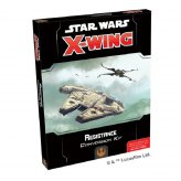 Star Wars X-Wing Second Edition: Resistance Conversion...