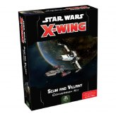 Star Wars X-Wing Second Edition: Scum and Villainy...