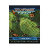 Starfinder Flip-Mat Starship: Jungle World (EN)