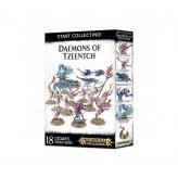 Start Collecting! Daemons of Tzeentch (70-84)
